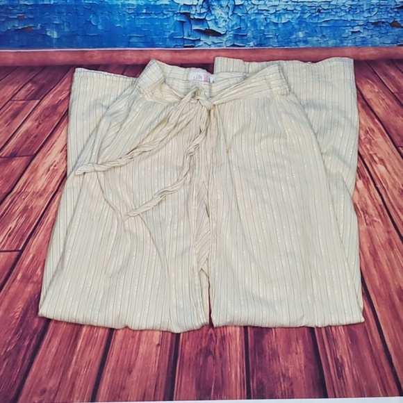 Anthropologie Pants - Anthropologie – Lilka Cotton Beach Pants Size MD